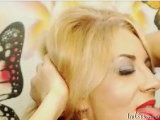 I Have Blonde Hair And My ImLive Model Name Is MissLara! I'm A Camwhoring Seductive Gal! English Is My Language